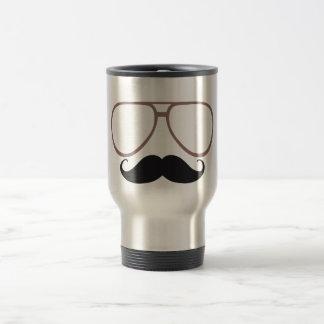 vintage style travel mug