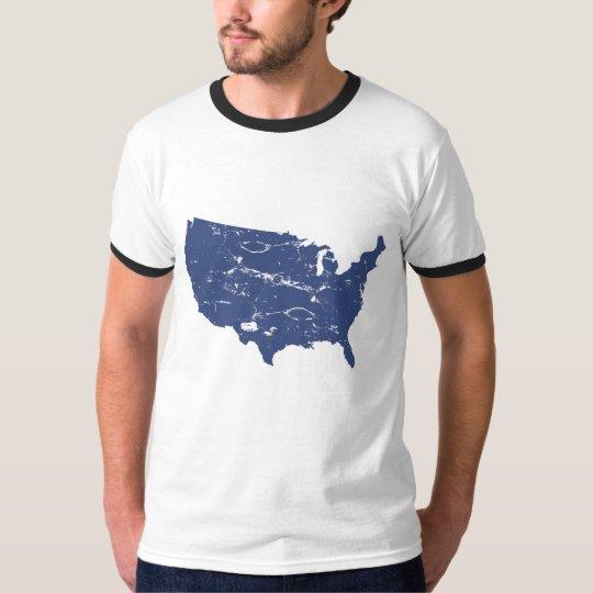 Vintage style USA T-Shirt