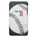 Vintage styled baseball ball case