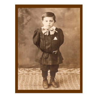 Vintage Stylin' Postcard