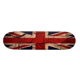 "Vintage sucio Reino Unido Patineta 8 1/2"""
