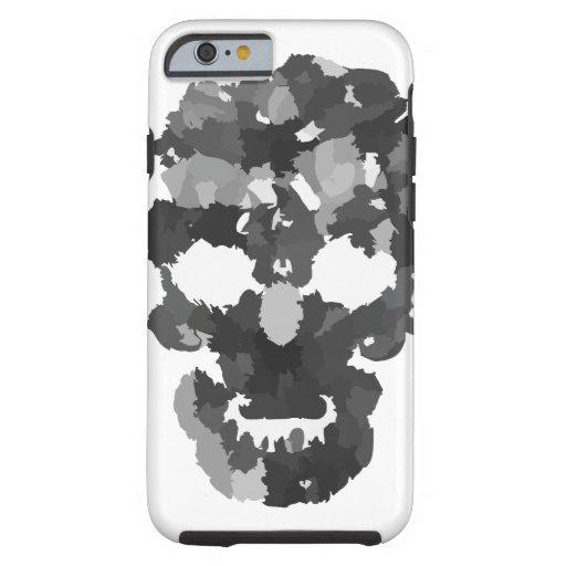 Vintage Sugar Skull Tough iPhone 6 Case