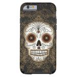 Vintage Sugar Skull iPhone 6 case