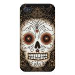 Vintage Sugar Skull Speck iPhone 4 Case