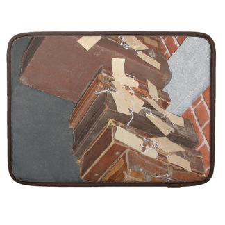 "Vintage Suitcases  Macbook Pro 15"" Sleeve"