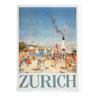 Vintage Suiza - Postal