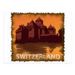 Vintage Suiza Postales