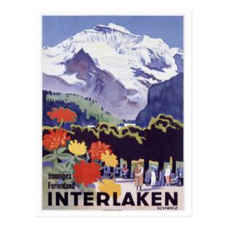 Vintage Suiza - Tarjetas Postales