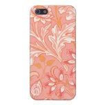 Vintage Summer Flowers iPhone 5 Case