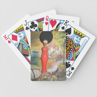 vintage summer Red.png Bicycle Playing Cards