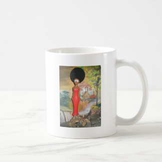 vintage summer Red.png Classic White Coffee Mug