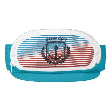 all_summer_products Vintage Summer Yacht Club Hat Visor