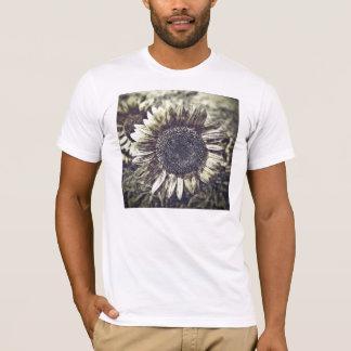 Vintage Sunflower artwork #3 T-shirt