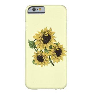 Vintage Sunflower Bouquet IPHONE 6 Case
