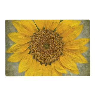 Vintage Sunflower Placemat