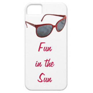 Vintage Sunglasses iPhone Case