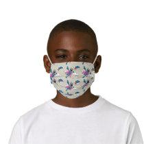 Vintage Super Grover Kids' Cloth Face Mask
