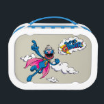 """Vintage Super Grover Lunch Box<br><div class=""""desc"""">Check out Super Grover in this vintage graphic!        This item is recommended for ages 2 . &#169;  2014 Sesame Workshop. www.sesamestreet.org</div>"""