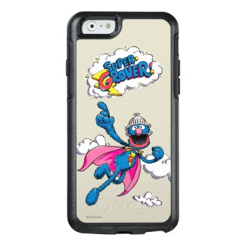 Vintage Super Grover Otterbox Iphone 6/6s Case by SesameStreet at Zazzle