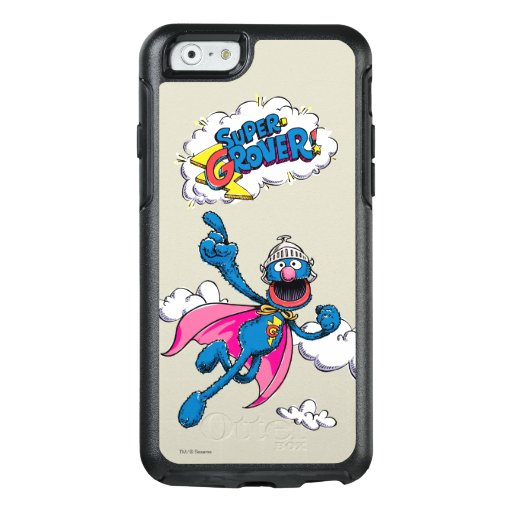 Vintage Super Grover OtterBox iPhone 6/6s Case