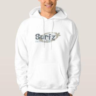 Vintage Surf Men's Basic Hooded Sweatshirt
