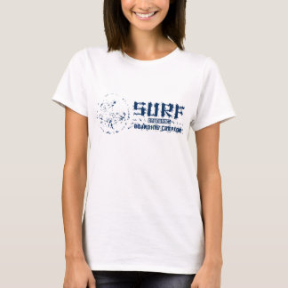 Vintage Surf Women's Basic T-Shirt