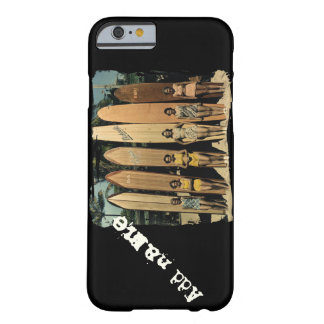 Vintage surfer girls barely there iPhone 6 case