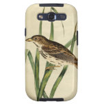 Vintage Swamp Swallow Samsung Galaxy S3 Covers