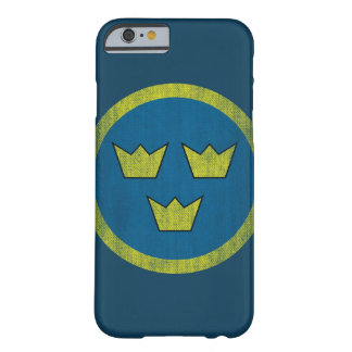 Vintage Sweden Barely There iPhone 6 Case