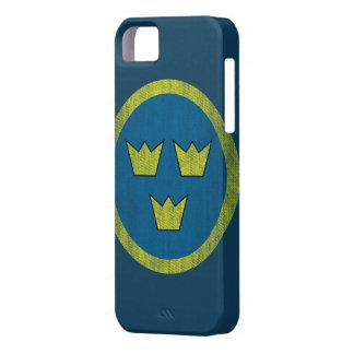 Vintage Sweden iPhone SE/5/5s Case