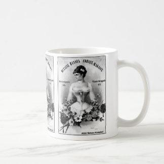 Vintage Swedish Corset Advertisement Coffee Mug