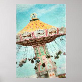 Vintage swings posters