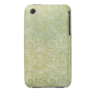 Vintage Swirl iPhone 3 Case