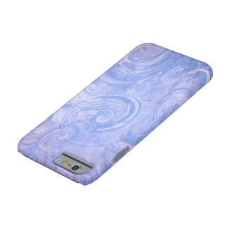 Vintage Swirls Barely There iPhone 6 Case