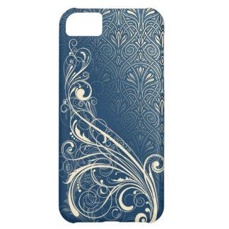 Vintage Swirls Cover For iPhone 5C