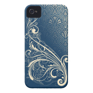 Vintage Swirls iPhone 4 Cases