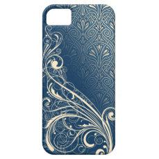 Vintage Swirls iPhone 5/5S Case