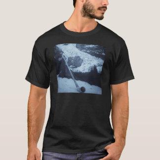Vintage Swiss Alphorn Blower T-Shirt