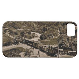Vintage  Switzerland, Grindelwald rack and pinion iPhone SE/5/5s Case