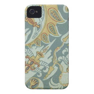 Vintage Sword Fabric iPhone 4 Covers