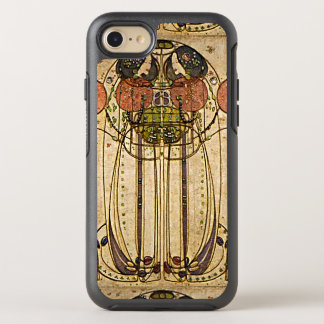 Vintage Symbolic Art OtterBox Symmetry iPhone 7 Case