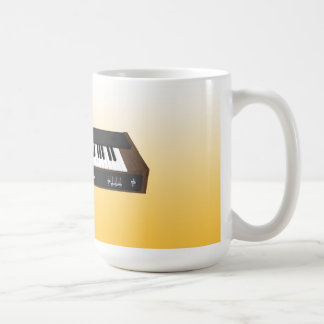 Vintage Synthesizer: 3D Model: Coffee Mug