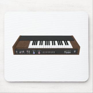 Vintage Synthesizer: 3D Model: Mouse Pad