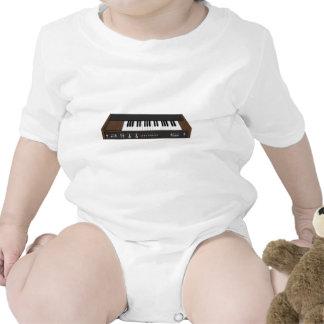 Vintage Synthesizer: 3D Model: Shirts