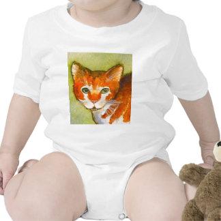 Vintage Tabby Cat T Shirt
