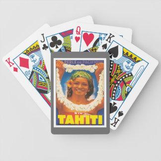 Vintage Tahití Baraja
