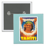 Vintage Tahití Pin