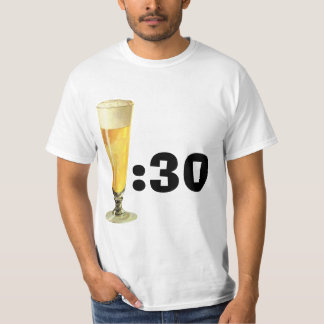 Vintage Tall Frosty Draft Beer, Alcohol Beverage T-shirt