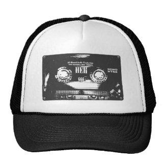 Vintage Tape Trucker Hats