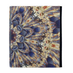 Vintage Tapestry Abstract iPad Folio Case